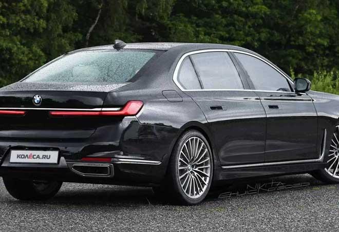 BMW 7-Series 2022