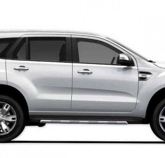 Thân xe Ford Everest bản Trend